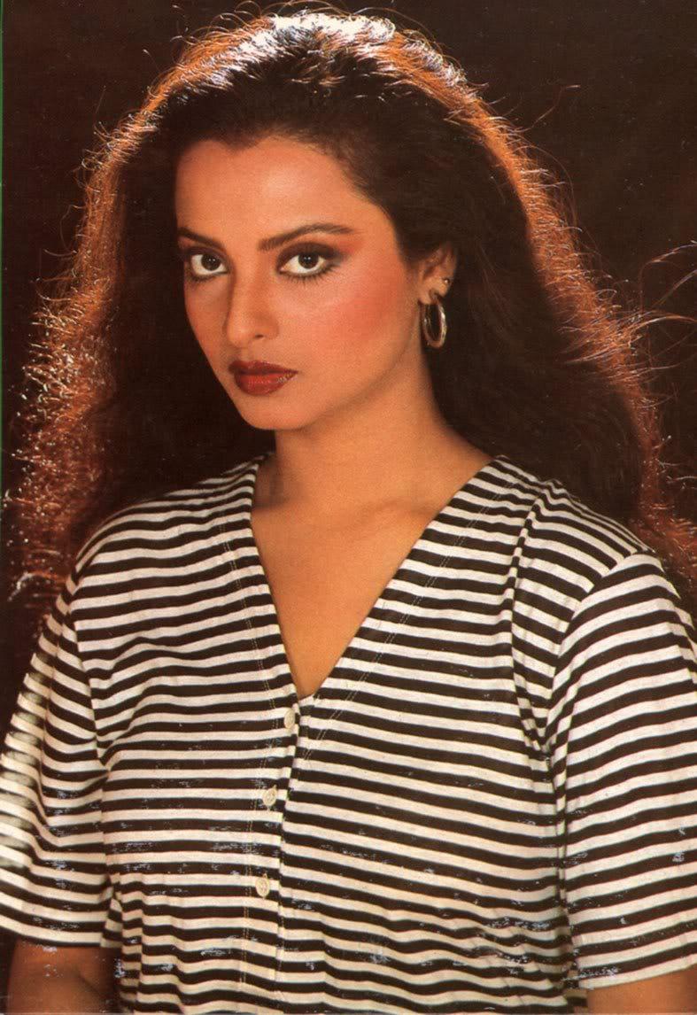 Rekha Nude Picture
