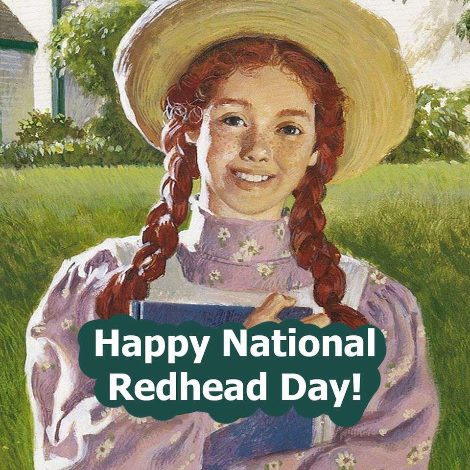 National Redhead Day Wishes Awesome Images, Pictures, Photos, Wallpapers