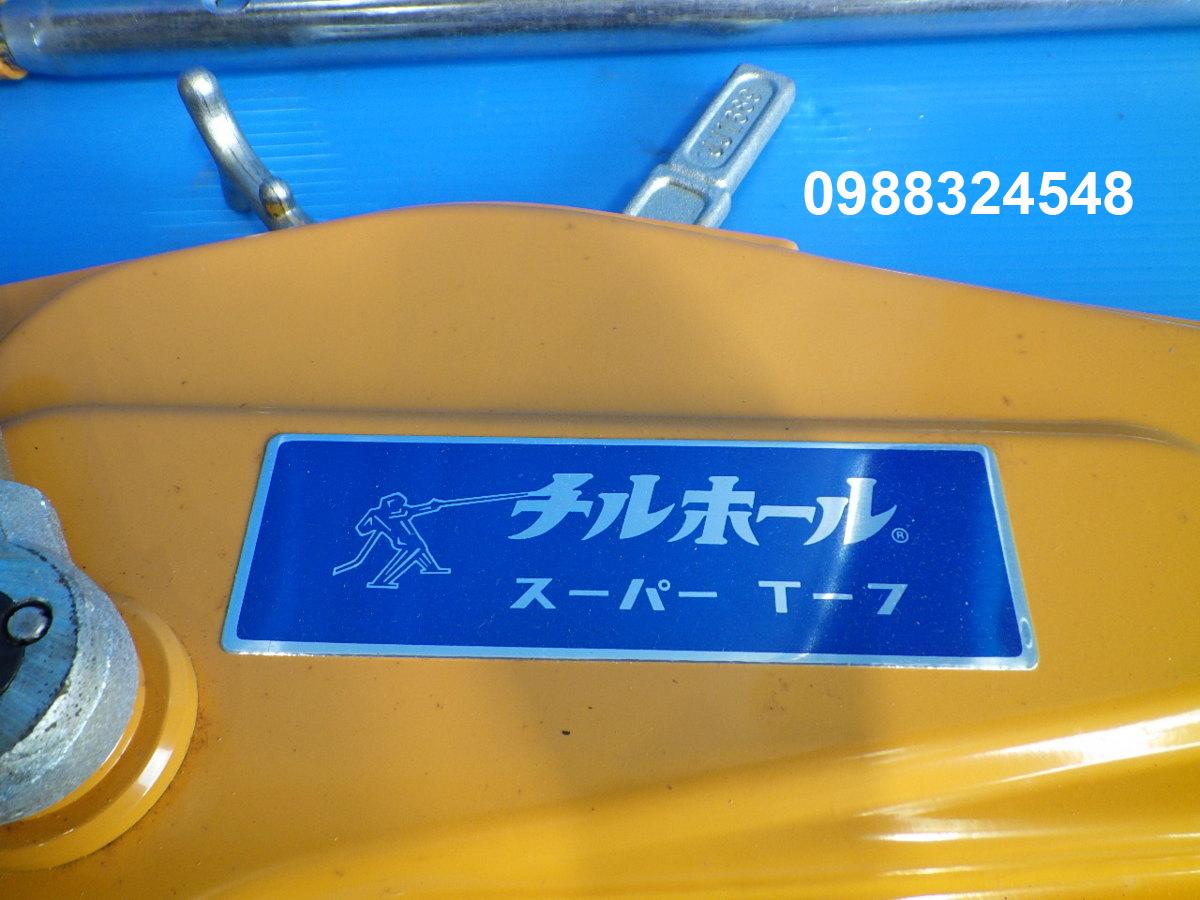 Tirfor căng cáp Katsuyama Kikai T7 750kg