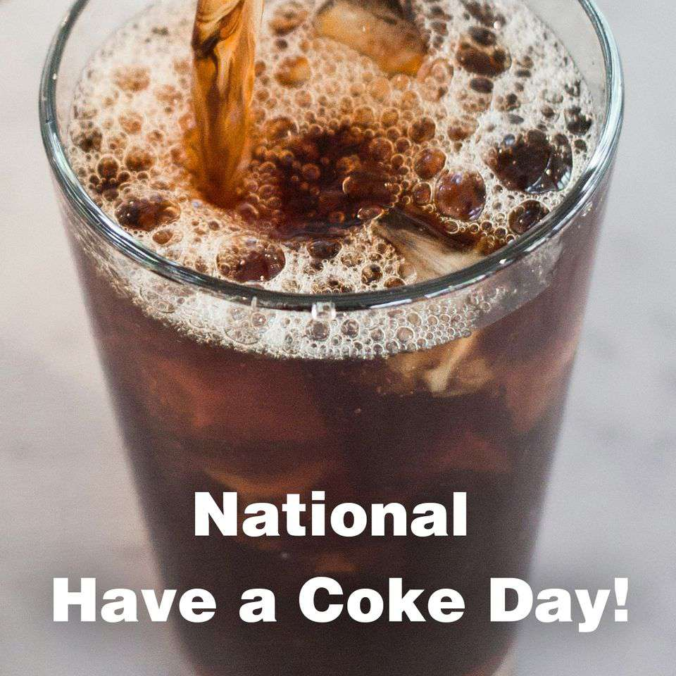 National Have a Coke Day Wishes for Whatsapp