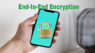 End to end Encryption meaning in Hindi