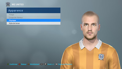 PES 2019 Faces Predrag Rajkovic by TiiToo Facemaker