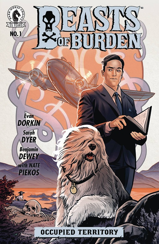 Cover of Beasts of Burden: Occupied Territory #1