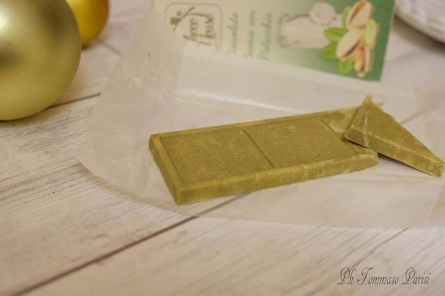 Visula cioccolato al pistacchio