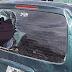 SÁENZ PEÑA - POLICÍA VIOLENTO: CHOCÓ, SE ENOJÓ Y A TROMPADAS ROMPIÓ LA LUNETA LESIONANDO A UNA MUJER Y ÉL MISMO