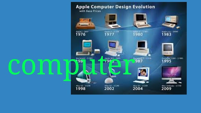 Computer : Development of computer