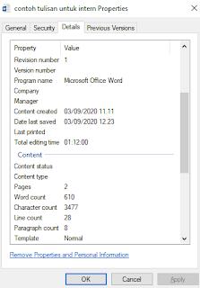 tutorial mengetahui file word copy paste