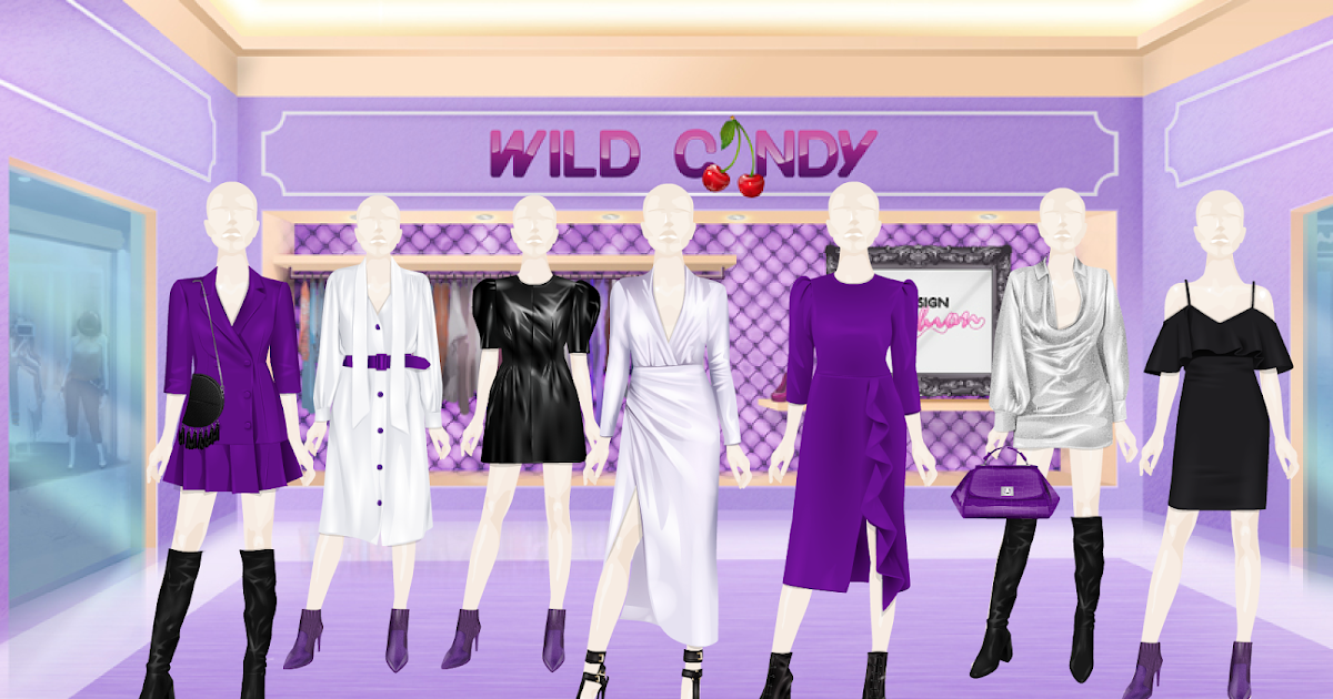 Free Online Clothes Shopping Games