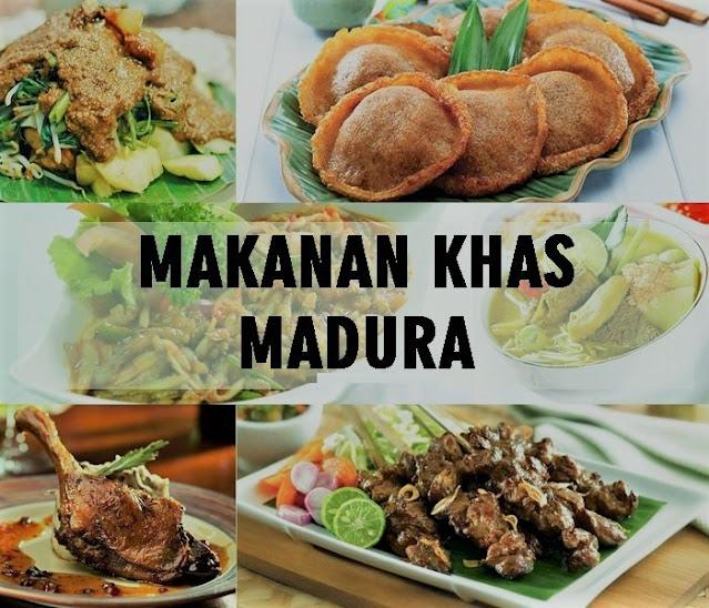 makanan khas daerah madura
