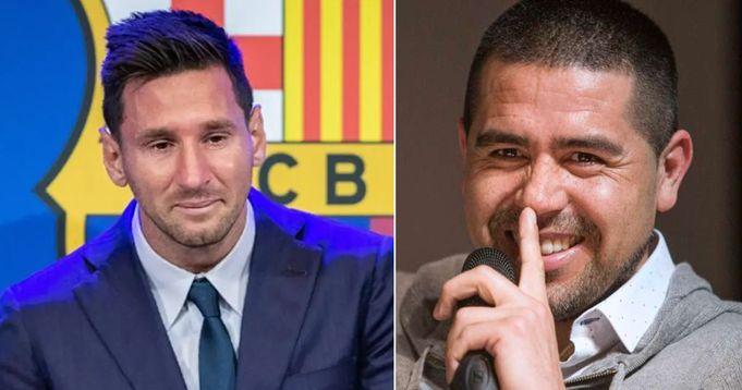 Argentina legend Riquelme confirms Messi will retire at Barcelona