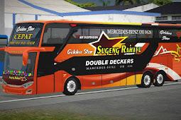 Bus 3 Sugeng Rahayu SDD by Moez Edane