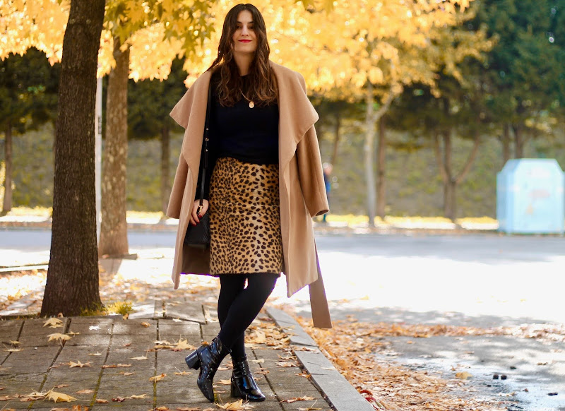Outfits   Opinion   My leopard vintage skirt and 5 ways to be more  ecological!   My Fashion Insider   Bloglovin  6400761edc