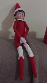 Elf on the run