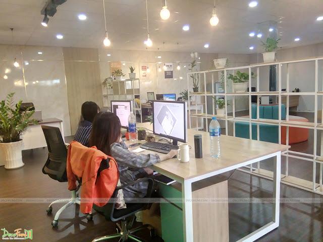 Bộ phận Thiết kế nội thất
