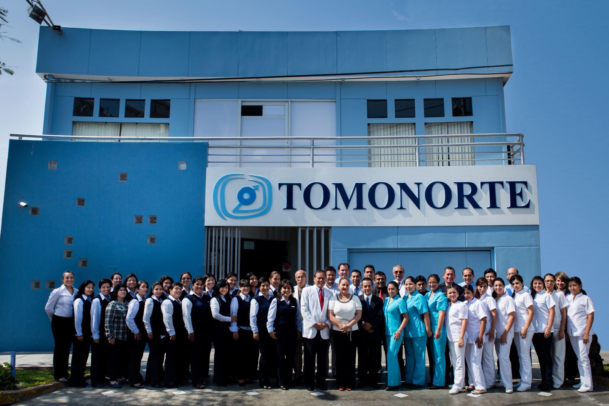 TomoNorte en Trujillo - Perú 2021: atención las 24 horas