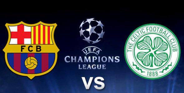 نتيجة مباراة برشلونة وسيلتك اليوم 23-11-2016 في دوري ابطال اوروبا