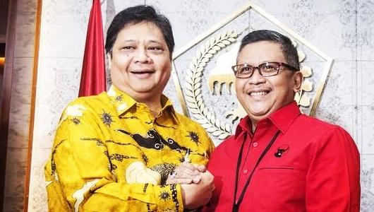 Gerindra Incar Ketua MPR, Hasto Ingatkan Gabungan Kursi PDIP-Golkar di Parlemen