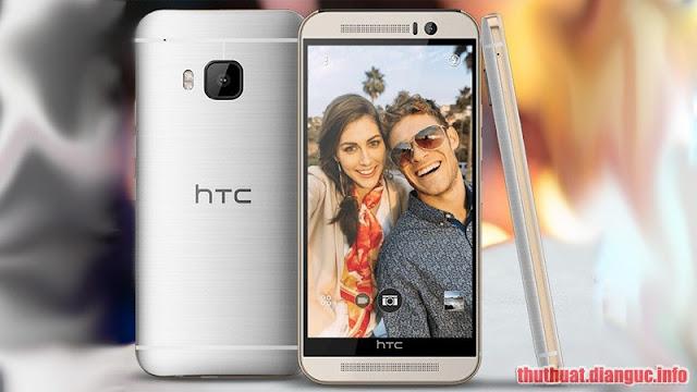 Rom gốc RUU (zip) cứu máy cho HTC One M9e (HIMAR_UHL)