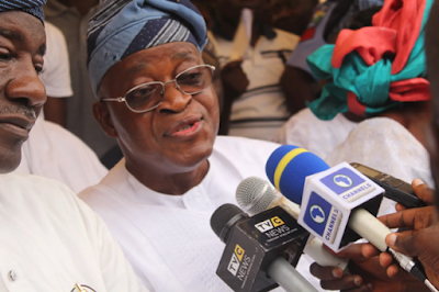 Osun: Return looted items in 72 hours, Gov Oyetola warns culprits