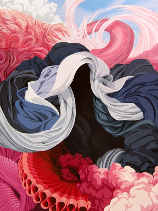 Феерия цвета. Джеймс Ропер 17