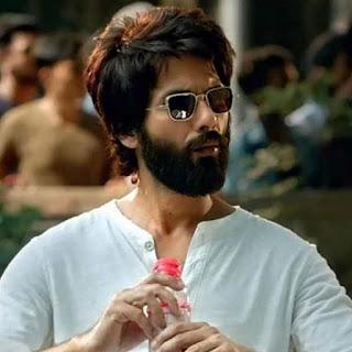 Shahid Kapoor as Kabir singh