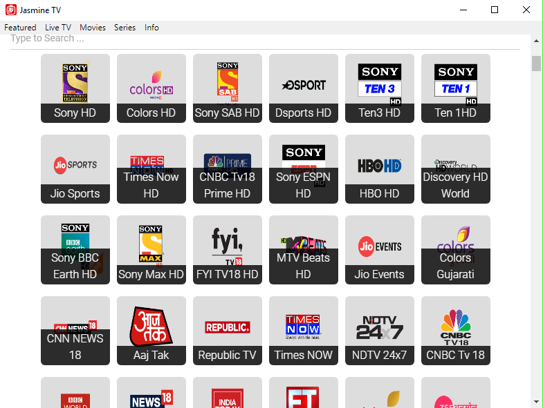 ThopTV APK: Watch Live TV Channels