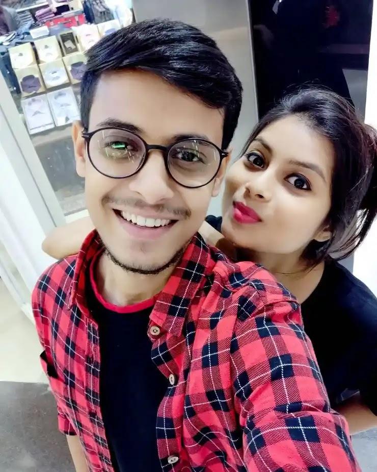 Kiran Dutta aka The Bong Guy's Girlfriend Antara Naina Roy Majumder (Alu The French Fry)