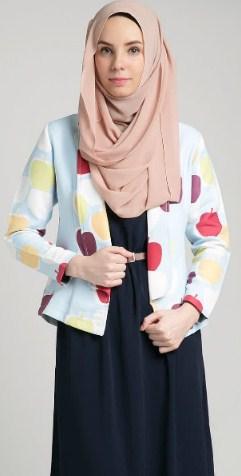 model baju kerja muslim terbaru