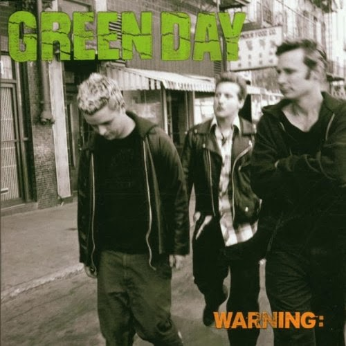 green day warning