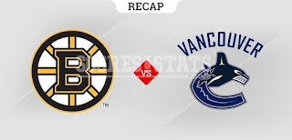 Watch Vancouver Canucks vs Bostonn Bruins Live Streaming
