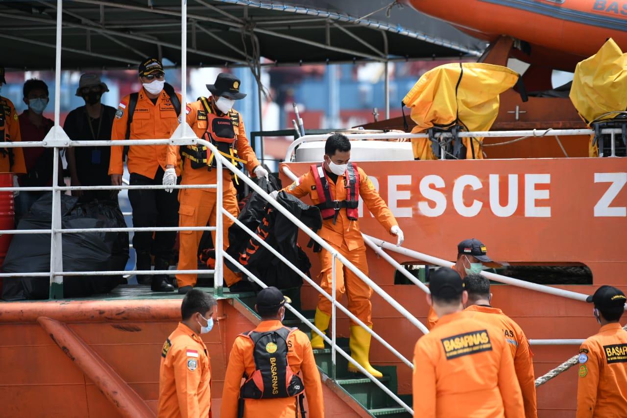 Tragedi Pesawat Sriwijaya