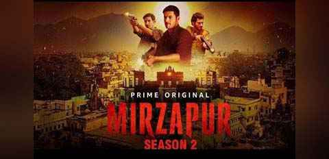 Mirzapur season 2 Amazon Prime Video