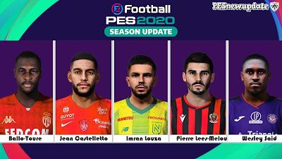 PES 2020 Ligue 1 Conforama Facepack Vol. 8 by Shaft