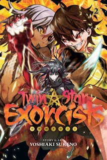 Twin Star Exorcists 720p Dual Audio