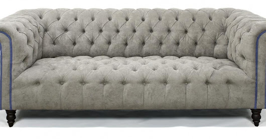 Chesterfield Sofa - Elegance Personified