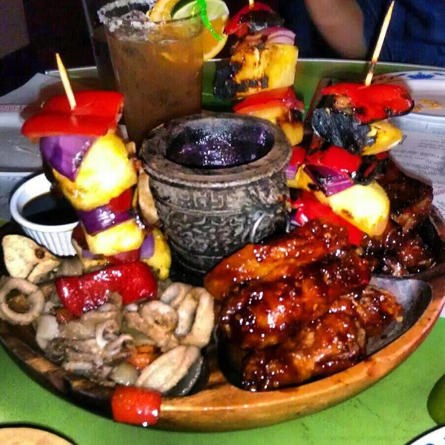Hawaiian Appetizers Pupu