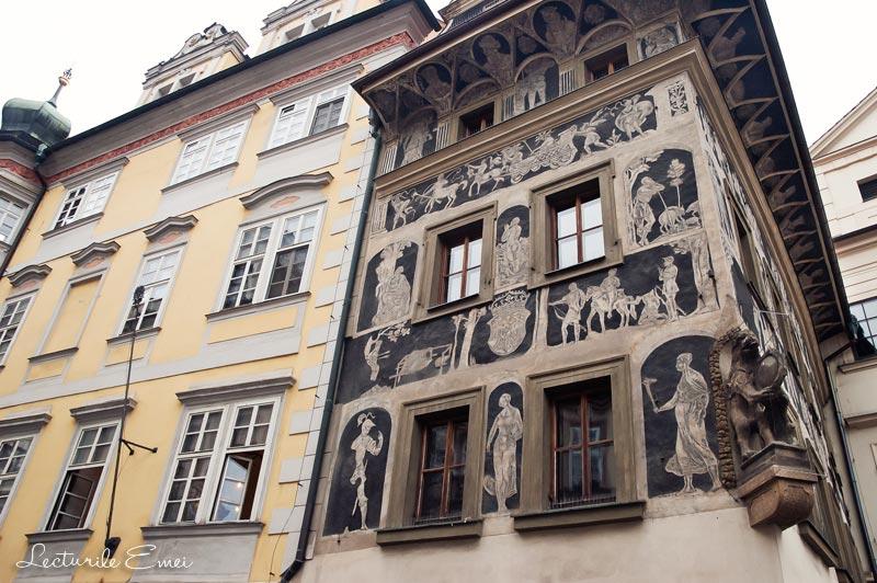 Casa Dum U Minuty Praga