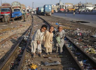Destinasi Wisata Paling Tercemar di Seluruh Dunia