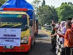 Sebanyak 70.618 KPM, Pemkab Purwakarta Distribusikan 700 Ton Beras Bantuan Dampak PPKM Darurat