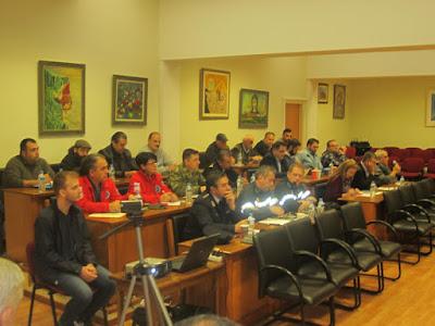 ΔΕΛΤΙΟ ΤΥΠΟΥ Π.Ε.ΠΙΕΡΙΑΣ:Σύσκεψη Συντονιστικού Οργάνου Πολιτικής Προστασίας στην Περιφερειακή Ενότητα Πιερίας