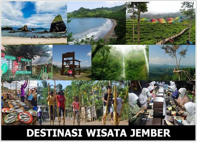 Top 10 Destinasi Wisata Jember