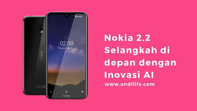 Nokoa 2.2 Android Review spesifikasi