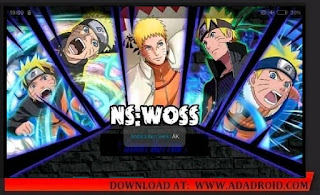 Download Naruto Senki Winner of Shinobi Storm Apk