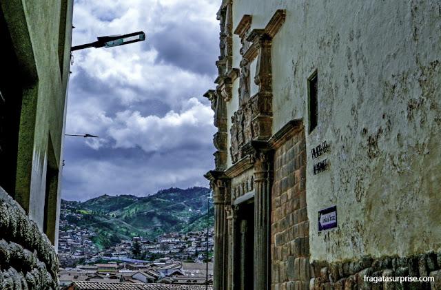 O horizonte de Cusco