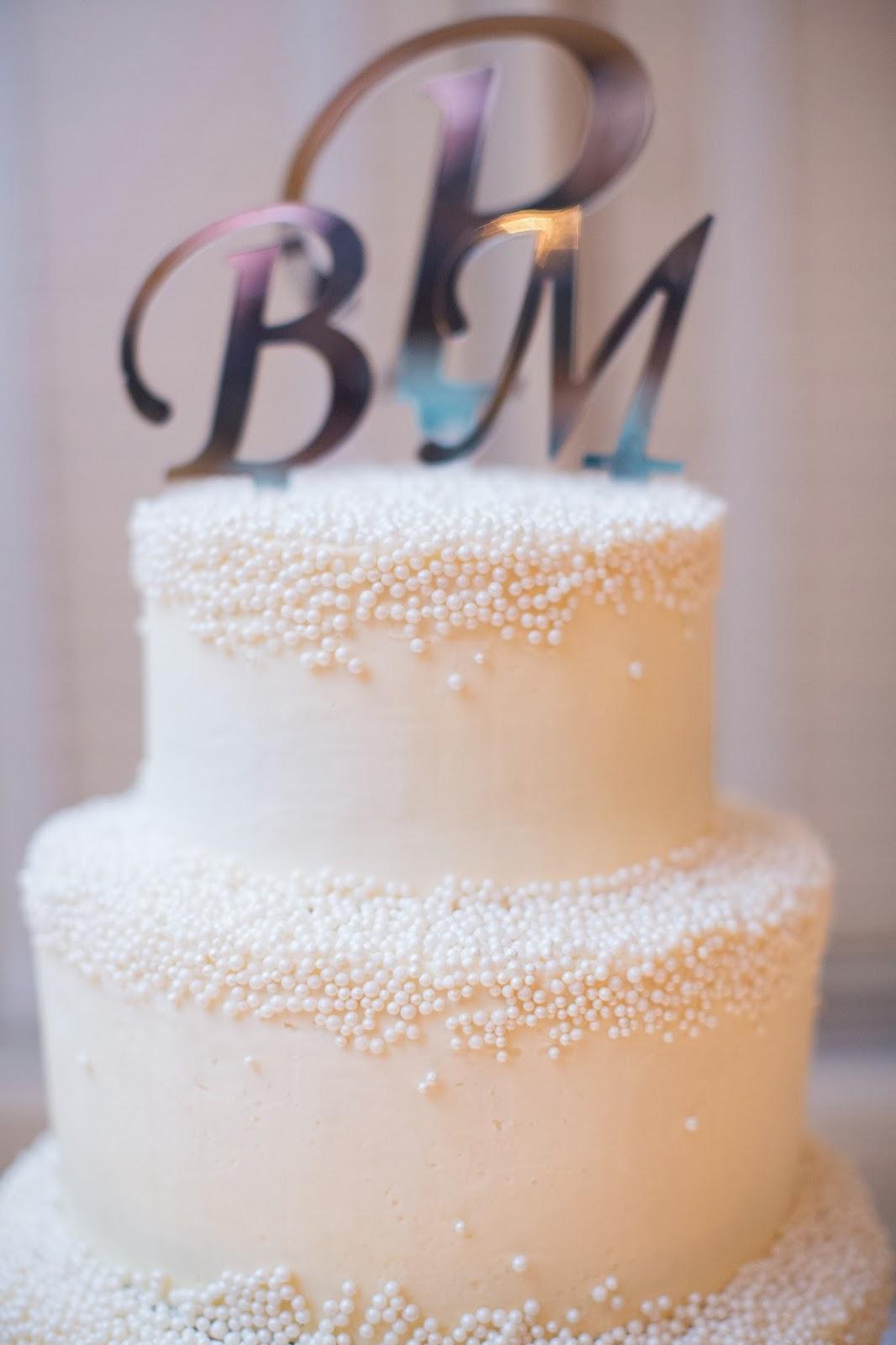 Virginia Beach Wedding Cake