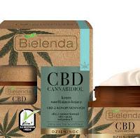 Crema de Fata Hidratanta si Calmanta cu Canabidiol CBD din Seminte de Canepa pentru Ten Sensibil si Uscat