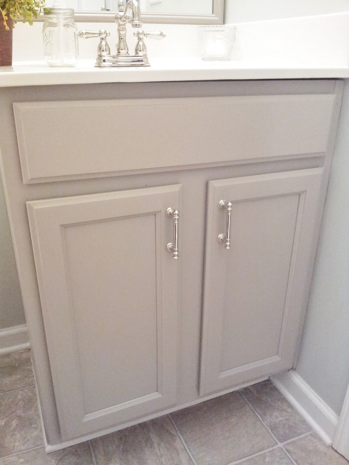 Southern Grace Guest Bathroom Reveal