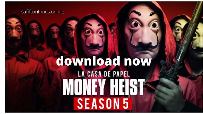 Money Heist Season 5 Hindi Dubbed Download