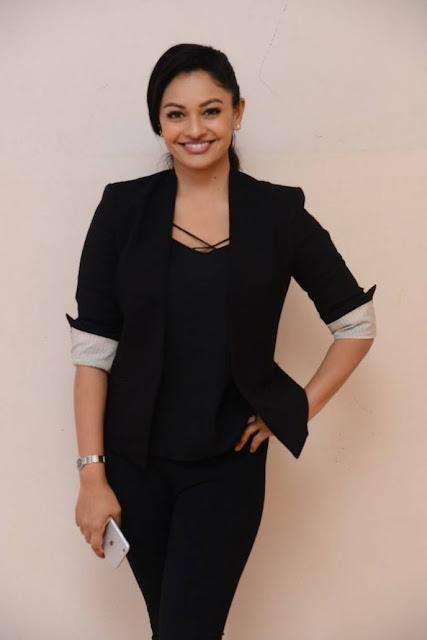Pooja Kumar Stills At Bramaramba Theater For PSV Garuda Vega Promotions
