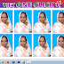 मात्र One Click में Passport size Photo Redye, Photoshop Actions tutorial